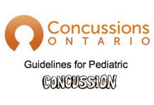 Guidelines for Pediatric Concussion
